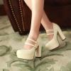 Preorder รองเท้าแฟชั่น สไตล์ เกาหลี 34-43 รหัส 9DA-8487