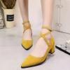 Preorder รองเท้าแฟชั่น สไตล์เกาหลี 34-43 รหัส 9DA-5878