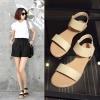 Preorder รองเท้าแฟชั่น สไตล์เกาหลี 34-39 รหัส 55-2504