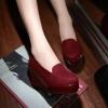 Preorder รองเท้าแฟชั่น สไตล์เกาหลี 34-43 รหัส 9DA-7141