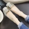 Preorder รองเท้าแฟชั่น สไตล์เกาหลี 35-41 รหัส GB-8724