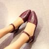 Preorder รองเท้าแฟชั่น สไตล์ เกาหลี 34-43 รหัส 9DA-7597