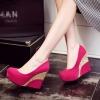 Preorder รองเท้าแฟชั่น สไตล์เกาหลี 33-40 รหัส 9DA-8321