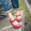 Preorder รองเท้าส้นเตี้ย 30-43 รหัส 9DA-2158