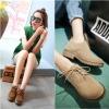 Preorder รองเท้าแฟชั่น สไตล์เกาหลี 34-43 รหัส 9DA-4843