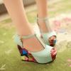 Preorder รองเท้าแฟชั่น สไตล์เกาหลี 34-39 รหัส 9DA-3542
