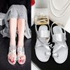 Preorder รองเท้าแฟชั่น สไตล์ เกาหลี 33-43 รหัส 9DA-9371