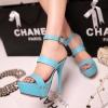 Preorder รองเท้าแฟชั่น สไตล์เกาหลี 34-43 รหัส 55-8707