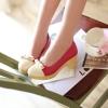 Preorder &#x2764 รองเท้าแฟชั่น สไตล์เกาหลี 34-39 รหัส 9DA-8317