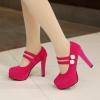 Preorder รองเท้าแฟชั่น สไตล์เกาหลี 32-42 รหัส 9DA-3767