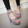 Preorder รองเท้าแฟชั่น สไตล์เกาหลี 33-43 รหัส 9DA-8616