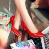 Preorder รองเท้าแฟชั่น สไตล์เกาหลี 32-47 รหัส 9DA-7549