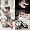 Preorder รองเท้าแฟชั่น สไตล์เกาหลี 32-43 รหัส 9DA-6696