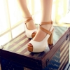 Preorder รองเท้าแฟชั่น สไตล์ เกาหลี 32-43 รหัส 9DA-4203