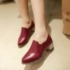 Preorder รองเท้าแฟชั่น สไตล์เกาหลี 34-43 รหัส 9DA-7539