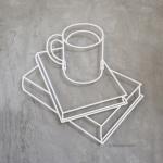 เหล็กดัดลาย - WIRE ART COFFEE BOOK
