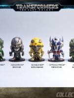 พร้อมส่ง Super Deformed Figures Series 01 2inch Transformers Figures Set A