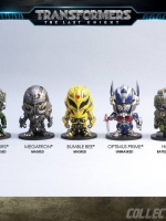 พร้อมส่ง Super Deformed Figures Series 01 2inch Transformers Figures Set B