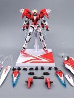 Metalgearmodels Metalbuild Gundam oo 7 swords g inspection