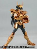 GreatToys Saint Cloth Myth EX Dragon Shiryu Final Bronze cloth Gold color ver.
