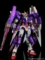 พร้อมส่ง Metalgearmodels Metalbuild Gundam oo Trans-am 7 Sword