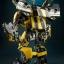 พร้อมส่ง Weijiang Transformer M-03 Robot Force Battle Hornet (bumblebee) thumbnail 7