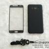 เคส Samsung J7 (2016) Dimi มีสาย+ฟิล์ม สีดำ