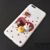 เคส Samsung J2 หมีนูน สีขาว BKK