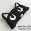 เคส iPhone7 แมวครึ่งหน้า