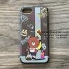 ฺเคส iPhone 7 Brown Rock สีน้ำตาล BKK