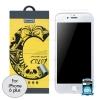 ฟิล์มกระจก iPhone6/6s Plus REMAX COLOR สีเงิน