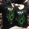 เดอะฮักล์ สีดำ (Hulk big laser black)