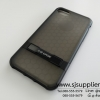 เคส iPhone7 G-CASE ฝาหลังตั้งได้ สีดำ