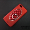 เคส Vivo V5/V5s แหวนเพชร ตั้งได้ สีแดง BKK