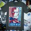 ไอรอนแมนสีเทา (Ironman line gray)
