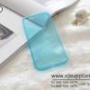 เคส iPhone7 Plus ซิลิโคน สีฟ้า