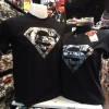ซุปเปอร์แมน สีดำ (Superman silver logo comic CODE:0683)