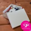 กล่องฝาครอบ ขนาด 25.5 x 31.5 x 12 ซม. (เคลือบด้าน) (บรรจุ 20 กล่อง/แพ็ค)