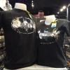 แบทแมน สีเทา (Batman black silver logo)