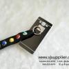 เคส Samsung J2 เงามีสาย สีดำ