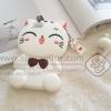 เคส แมวขาว Samsung J7