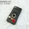 เคส iPhone 7 ตารางมุก สีดำ