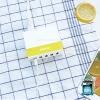 ปลั๊ก Remax USB Charger 5U (RU-U1) สีเหลือง