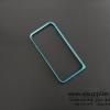 เคส iPhone6/6s ปั้มเปอร์ สีฟ้า