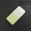 เคส Samsung S7 Edge กากเพชรไล่สี สีเขียว