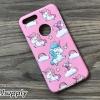 เคส iPhone 7 ยูนิคอร์น สีชมพู BKK
