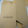 กล่องกระดาษสำหรับบรรจุกาแฟดริป (บรรจุได้ 10 ซอง)