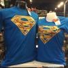 ซุปเปอร์แมน สีน้ำเงิน (Superman blue logo yellow)