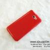 เคส Samsung J7 Prime สามชั้นกากเพชร สีแดง