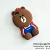 เคส iPhone6/6s Plus หมีบราวน์ เอื้ยม